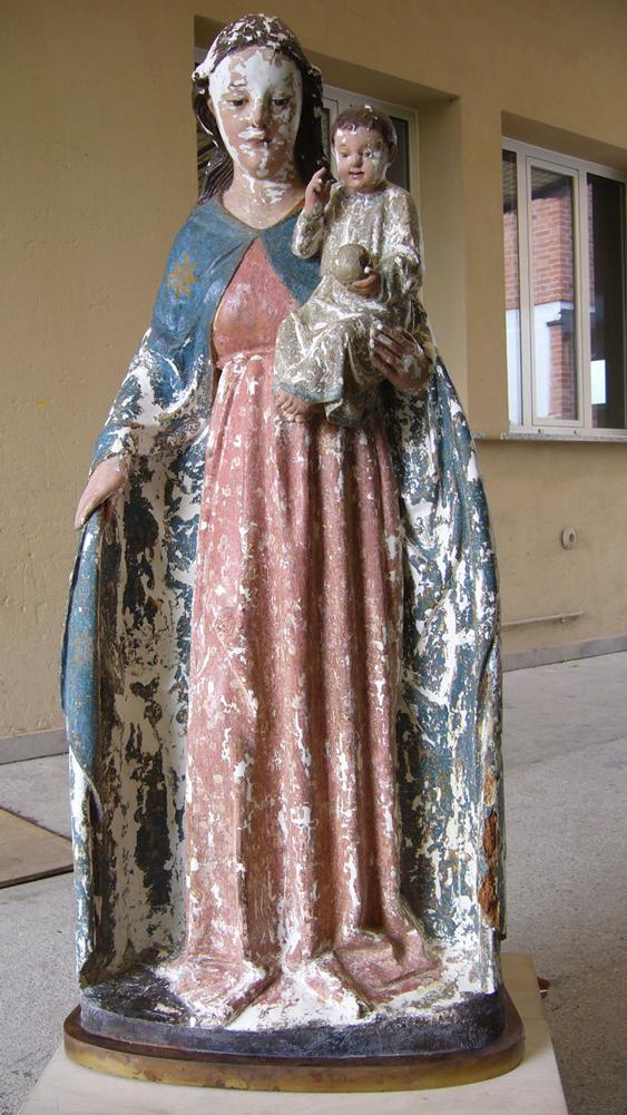 sara_marcon_restauro_statua_madonna_4